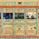 Summer Nights Music Festival 2018