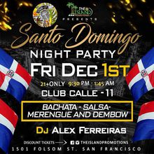 "Noches En Santo Domingo ""Santo Domingo Nights"""
