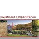 Food System 6 Innovation + Investment + Impact Forum