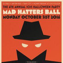 The Madhatters Ball: HUDSON MOHAWKE / ESTA / BOI-1DA