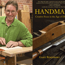 GARY ROGOWSKI at Books Inc. Berkeley