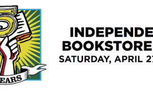 Independent Bookstore Day 2...