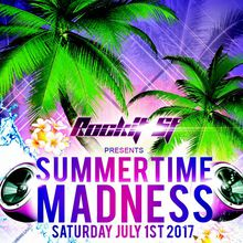 RockIT SF Presents: Summertime Madness