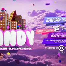 Club X Presents: CANDY (Ages 18+)