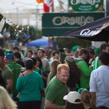 O'REILLY'S SAINT PATRICK'S BLOCK PARTY