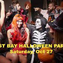 East Bay Singles Halloween Costume Party & Dance