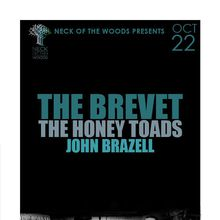 THE BREVET, The Honey Toads, John Brazell