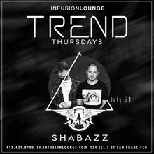 DJ Amen & Shabazz at #TrendThursdays