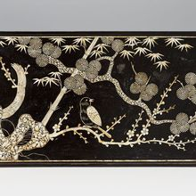 Mother-of-Pearl Lacquerware from Korea