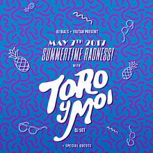 Toro y Moi Pool Party