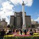 100,000 Free Tulips in Union Square