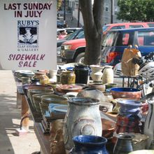 Annual Sidewalk Sale!
