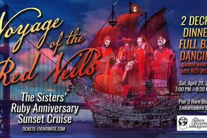 Voyage of the Red Veils: Th...