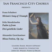 San Francisco City Chorus Spring Concert