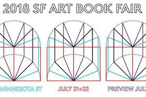 2018 SF Art Book Fair