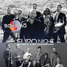 Euro Night - Sonamó + Rue'66 (Live Italian and French Music)