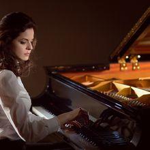 Classical Pianist Zlata Chochieva