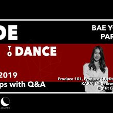 Made to Dance | KPOP Workshop with Bae YoonJung and Park JunHee | SF