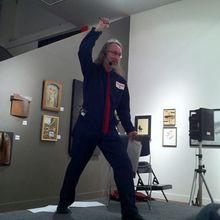 Works/San Jose Benefit Art Auction
