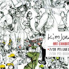 Kim Jung Gi: Live Drawing