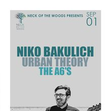 NIKO BAKULICH, Urban Theory, The A6's