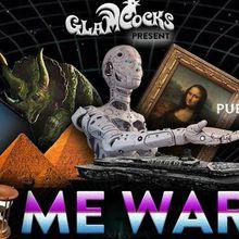 GlamCocks Present: Time Warp!