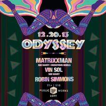 ODYSSEY feat. Matrixxman & Vin Sol