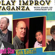 Two Play Improv Extravaganza