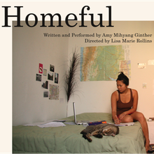 Homeful: a new solo play about roots and restlessness
