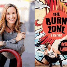 RENEE LINNELL at Books Inc. in The Marina