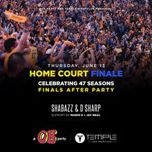 Home Court Finale