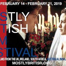 Mostly British Film Festival