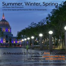 Summer, Winter, Spring Installation