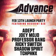ADEPT / JOEY MOJO / PROFESSOR BANG / RICKY SWITCH / SHADOW SPIRIT / TCHPHNX / JOE MOUSEPAD