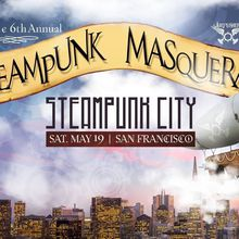 Steampunk Masquerade: Steampunk City