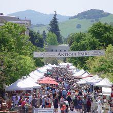 32nd Annual Petaluma Antique Faire