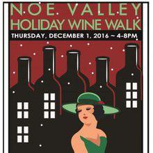Noe Valley Holiday Wine Walk