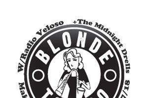 Blonde Toledo CD Release Pa...
