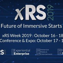 xRS Week 2019 | VR/AR/XR Strategy Conference & Expo