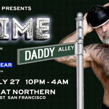 PRIME - DADDY ALLEY at The Great Northern!