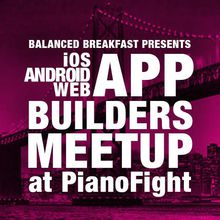 App Builders Meetup in San Francisco Nov 18th