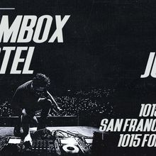BASS OF JULY with BOOMBOX CARTEL at 1015 FOLSOM
