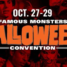 Famous Monsters Halloween Convention - CANCELLED