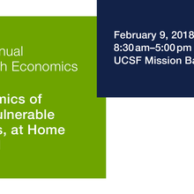 UCSF-Stanford-UC Berkeley- U Washington present the 5th Annual Global Health Economics Colloquium (GHECon)