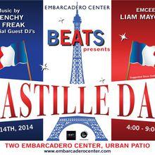 Bastille Day Bash 2014