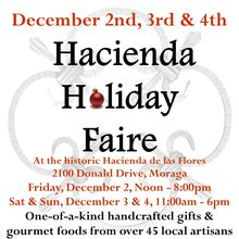 2016 Hacienda Holiday Faire
