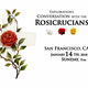 "Public Talk in San Francisco - ""Explorations - Conversation with the Rosicrucians"""