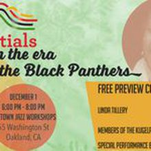 OakSym Essentials: Music from the Era of the Black Panthers