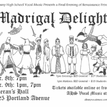The Madrigal Delights