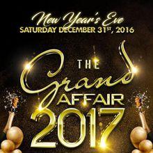 The Grand Affair NYE 2017